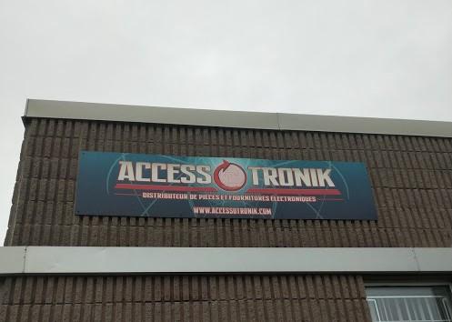 Accessotronik, lieu de la formation