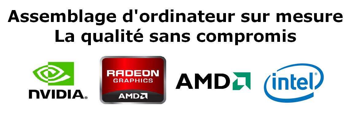 Assemblage d'ordinateurs